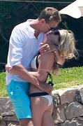 Abbey Clancy in Mexico 24th June x9