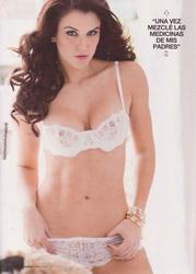 Veronica Montes Revista Maxim Abril 2012
