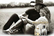 FAITH HILL x 2 fragrance ads