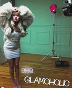Debby Ryan - Behind the Scenes - Glamoholic Magazine photoshoot