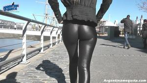 Tight Leather Ass 84
