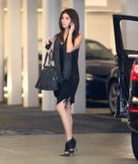 Roselyn Sanchez In a parking garage in Beverly Hills 17-06-2011
